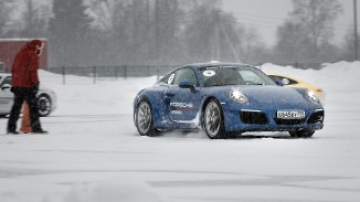 Porsche Winter Driving Experience 2019
