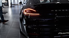 Porsche Cafe-Panamera Exclusive Series